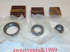 (1)..NOS New Departure Front Outer Wheel Bearing...#909021...Chevrolet 1933-1936