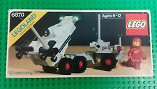 Lego Vintage Set 6870 Star Patrol Launcher Classic Space 100 Complete