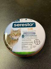 Animal health_Seresto 8 Month Flea & Tick Prevention Collar for Cats & Kittens