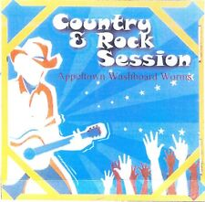 Appeltown Washboard Worms - Country & Rock Session DVD-Audio 4.0 Quadrophonie