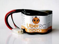 UberRC 5000 mAh 6.0V NiMH Pro Series Hump Battery Pack