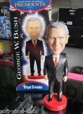 George W. Bush Bobblehead Bobblehead Headknocker by Royal Bobbles