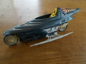Vintage BATMAN Vehicle Bike Motorcycle from DC Comics Poss part of large Bat Car
