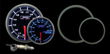 Wideband Air Fuel Ratio Gauge Kit w/ Bosch O2 sensor Blue/White w/output signal