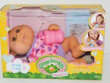 Cabbage Patch Kids Drink n Wet Newborns Baby Powder Scent