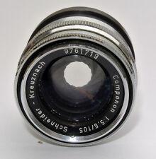 Schneider-Kreuznach Componon 1:5,6/105 Lens Germany