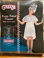Beauty School Drop Out Girls Child Grease Movie Costume