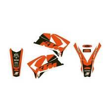 adesivi grafiche moto Ktm Exc 125 200 250 300 Excf 400 450 525 2005 2006 2007