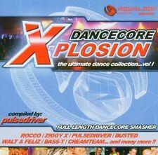 Dancecore X-plosion 1 (2004, Aqualoop) Pulsedriver, Cascada, Dave Joy, .. [2 CD]