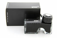 MONTBLANC PEN MYSTERY  BLACK INK INKWELL 60ml  NEW IN BOX