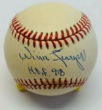 Willie Stargell autographed baseball JSA F74238 Hall of Fame 1988 Inscribed