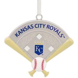 Hallmark MLB Kansas City Royals™ Metal Ornament