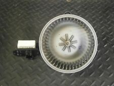 1999 TOYOTA COROLLA 1.6 GS 5DR AUTO HEATER BLOWER MOTOR & RESISTOR 0130111170