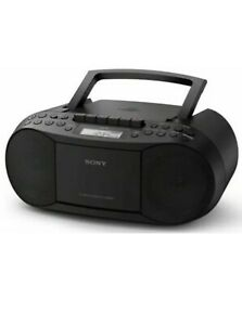 SONY CFD-S70 CD and Cassette Player With Radio (B 5740176 AU)