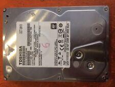 LOT DE 2 DisqueS Dur TOSHIBA DT01ACA300 3T0  SATA III 6GB/s  (GARANTIE 30 JOURS)