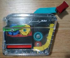 SmokeyMac Injector Cigarette Rolling Machine Manual Hand Lever Clear Multi Color
