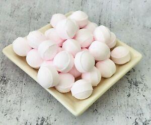 Moondreams Mini Bath Marbles Fizzes Bombs Organza Bag Favors Birthday Gift