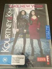 """Kourtney & Kim Take New York : Season 1"" (DVD, 2011, 2-Disc Set) *NEW & SEALED*"