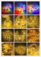 3M 20LED bulb Moroccan Ball LED Fairy String Lights Christmas Garden Party Decor