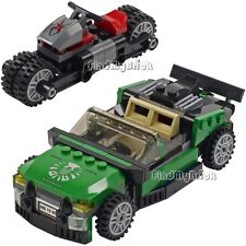 Lego Spider-Man: Spider-Cycle Chase Vehicles (No Minifigure No Box) 76004 NEW