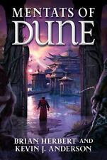 Mentats of Dune-ExLibrary