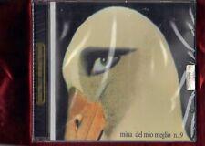 MINA-DEL MIO MEGLIO N 9 CD NUOVO SIGILLATO