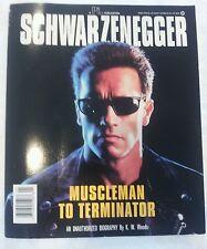 Schwarzenegger Muscleman to Terminator  1991~ Excellent!