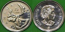 2020 Canada Quarters Graded as Brilliant Uncirculated From Original Roll