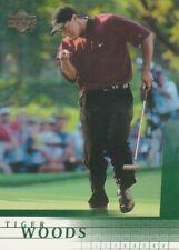 Tiger Woods 2001 Upper Deck Golf Rookie Card PGA Masters Mint US Open