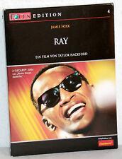 DVD Ray-una película con taylor hackford-Jamie Foxx