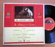 OALP 1003 Dvorak New World Symphony Rafael Kubelik HMV Australia EXCELLENT LP