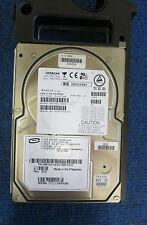Hitachi DK32DJ-72MC 73GB 10K RPM SCSI 80Pin 3.5in Hard Drive
