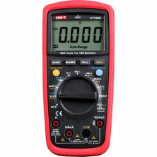 UNI-T UT139C Cat III 600V Digital Multimeter