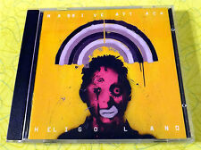 Massive Attack - Heligoland ~ Music CD ~ Rare Promotional Promo