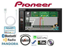 "Pioneer AVIC-6200NEX 6.2"" Navigation DVD Receiver w/ Lightening to USB Cable"