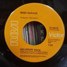 Mind Garage   Garage Psych Fuzz 45   Tobacco Road / Jail House Rock   RCA 9812