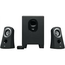 Logitech Z313 Speaker System with Subwoofer