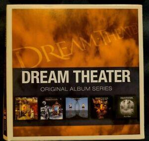 Dream Theater  5 used CDs 5 Images, Awake, Infinity, Metropolis, Train
