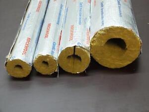 Rockwool Conlit 150 U Rohrschale Brandschutzschale Steinwolle 219 x 40 mm 1 m