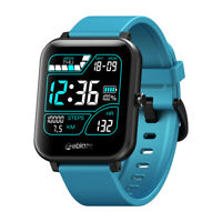 1,54 Zoll IP67 Bluetooth 60+ Uhrengesichter Smartwatch Smart Watch Blau