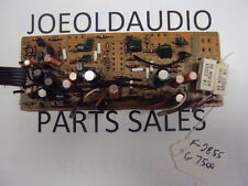 Sansui G7500 F-2855 AM/FM Tone Amp Board. Part # 7562711. Parting Out G7500.**