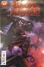 Lord of the Jungle #4 NM- 1st Print Free UK P&P Dynamite Comics