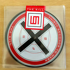 "Thirty Seconds To Mars - The Kill 7"" Picture Disc Vinyl 30 Seconds"