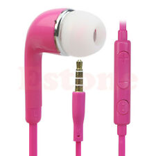 3.5mm Stereo In-Ear Earphones Headphone For iPod iPhone Samsung MP3 PC Tablet