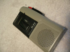 Sony M-P4 Microcassette Corder Recorder With