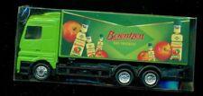 Werbetrucks Minitruck Sammler LKW Berenzen Das Fruchtet (Apfel) Merzedes Actros