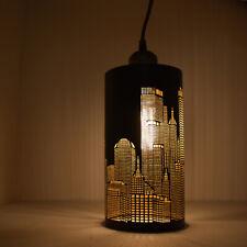 Modern Pattern Lampshade Vintage Industrial Retro Loft Ceiling Pendant Lighting