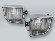 VW Passat B5 97-05 Indicadores Repetidores Laterales Transparentes Set Par Conductor Pasajero