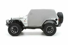 Smittybilt 1060 Cab Cover With Door Flap Water Resistant For 87-91 Jeep JK NEW
