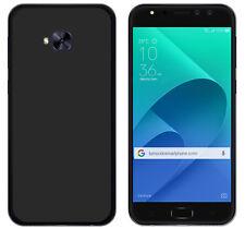 Funda de gel TPU negra para ASUS Zenfone 4 selfie Pro Zd552kl Case